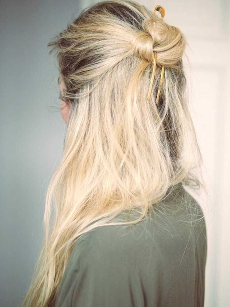 4-Le-Fashion-Blog-20-Inspiring-Half-Up-Top-Knot-Hairstyles-Blonde-Hair-Bun-Via-Camilla-Pihl1