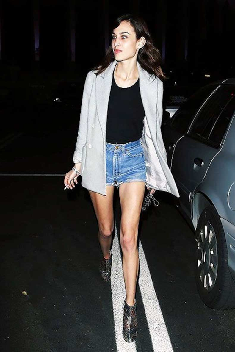 17-Le-Fashion-Blog-40-Of-Alexa-Chung-Best-Looks-With-Denim-Shorts-Grey-Blazer-Black-Tee-Jean-Cut-Offs-Metallic-Boots-Via-Trendy-Tyrant