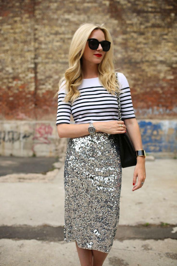 sequin-skirts-best-street-style-looks-4
