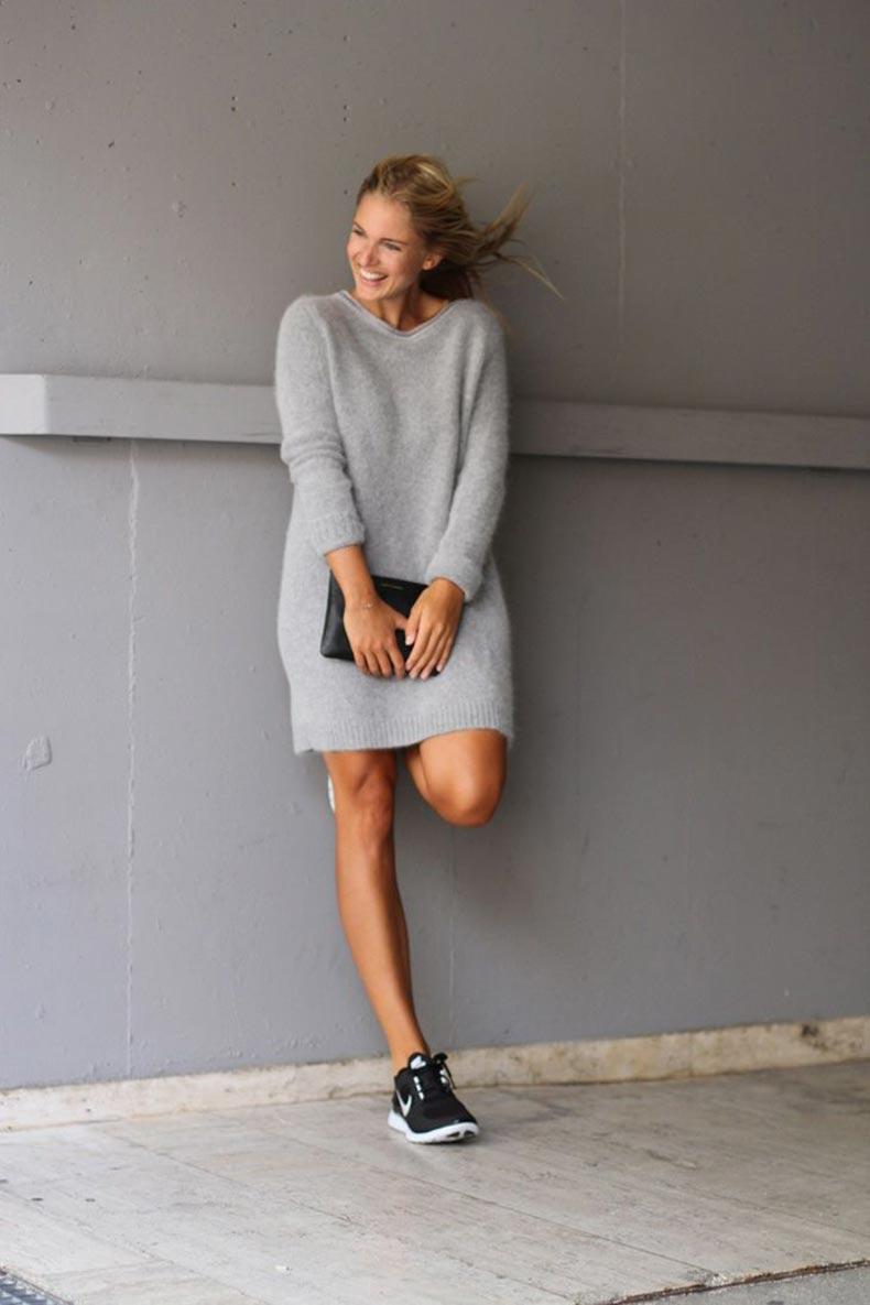 black-dresses-2015-pinterestdress-outfits-pinterest-street-style-grey-mohair-sweater-dress-black-qng7frlk