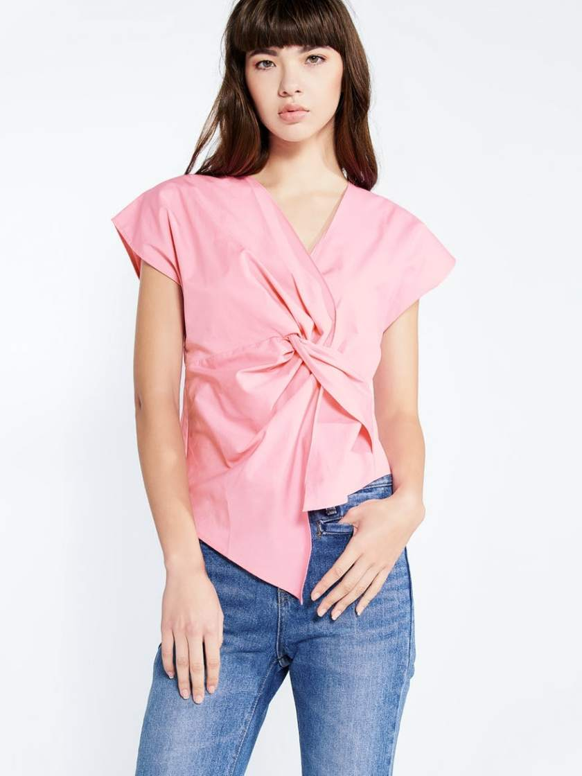 sylvia-knotted-blouse---pink