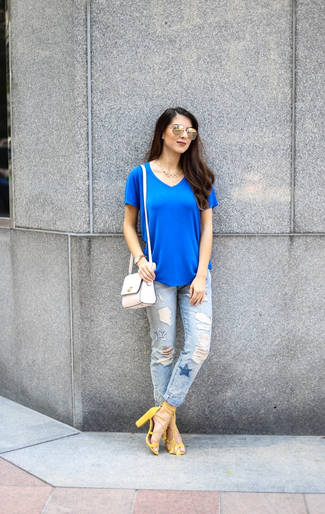 Denim-Boyfriend-Jeans-with-Star-Patches