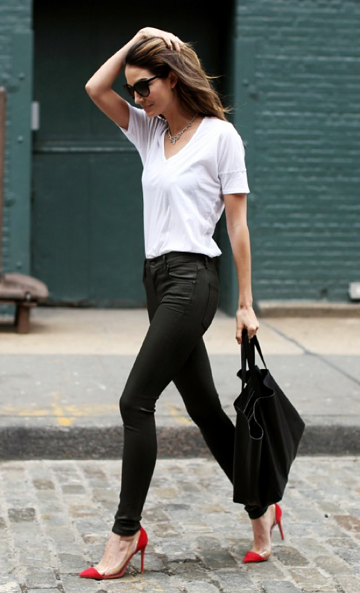 3314c_How To Style A White Tee For The OfficeCasual2
